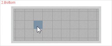 Start Room Elements Ceiling