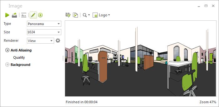 pCon.planner screenshot